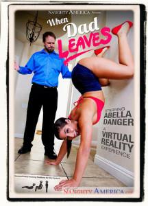 Abella Danger When Dad Leaves VR promo cover
