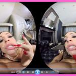 Abigail Mac in virtual porn movie