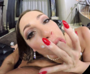 Abigail Mac virtual cum