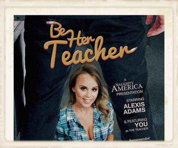 Alexis Adams Be Her Teacher VR review