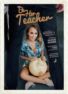 Alexis Adams Be Her Teacher Movie Cover
