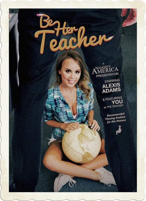 Alexis Adams Be Her Teacher VR film
