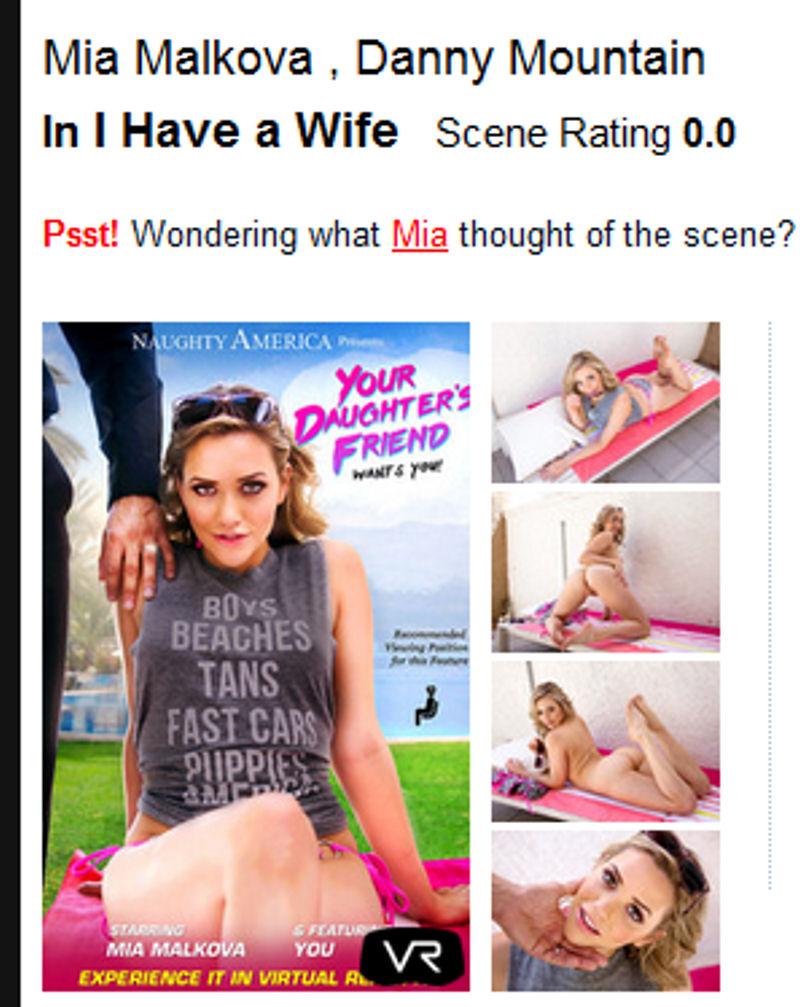 Virtual wife porn