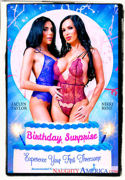 Benz Taylor Birthday Surprise Cover