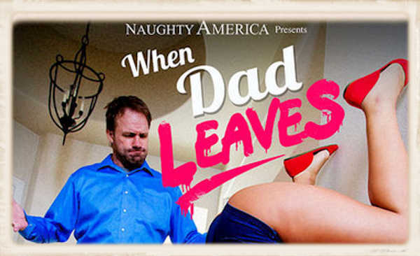dvd cover when dad leaves abella danger