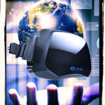 virtual reality web graphic