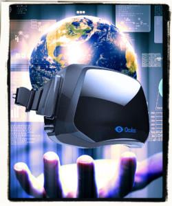 virtual reality web graphic