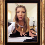 Gina Gerson virtual reality babysitter for BaDoink
