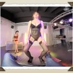 Naty Mellow stripper audition