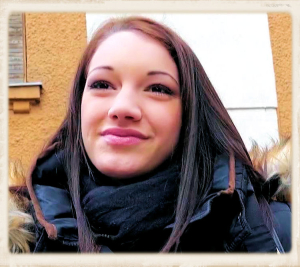 Felicia Kiss smiling