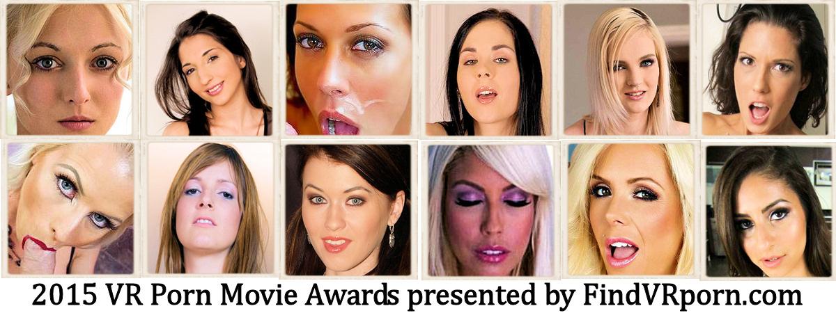 Findvrporn.com 2015 VR porn movie awards header image