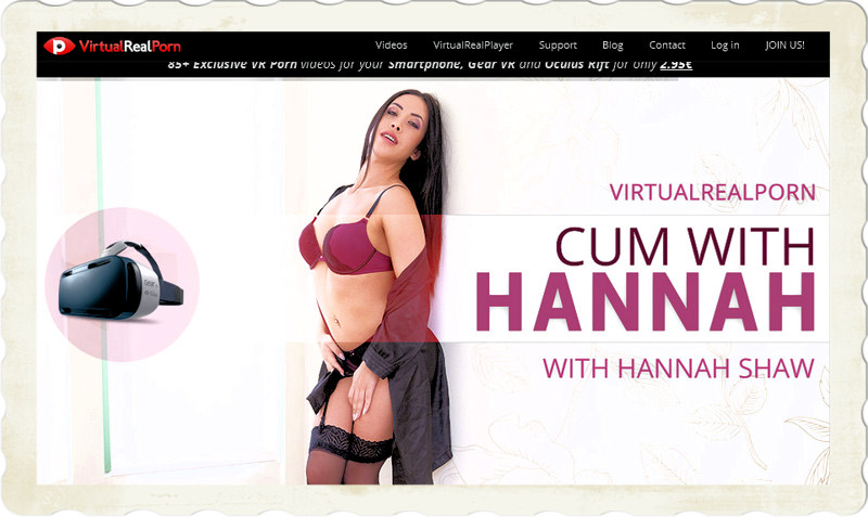 Cum With Hannah Shaw feature header image