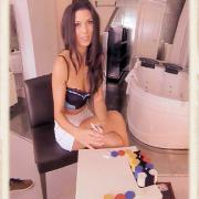 Gorgeous porn star Alexa Tomas