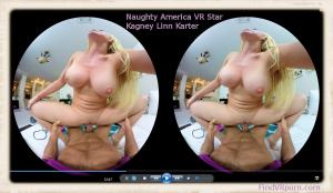 Kagney Linn Karter for Naughty America VR