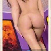 Regina Crystal's ass