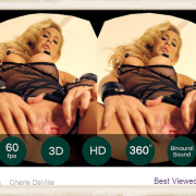 Cherie Deville facesitting