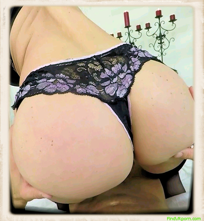 Kendra Lust panties ass VR