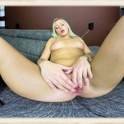 Naomi Nevena legs spread little pussy