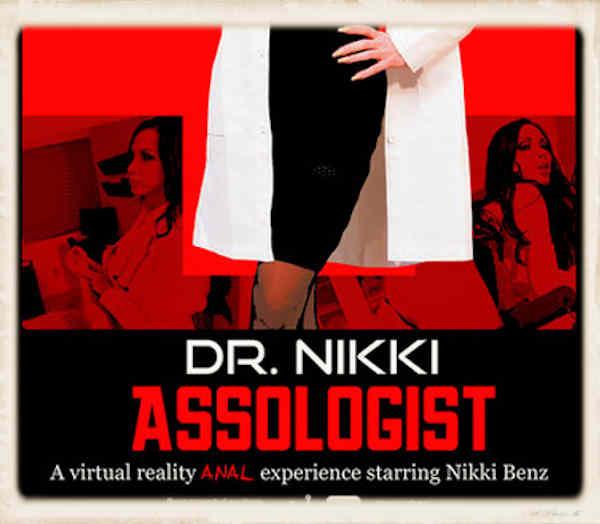 Nikki Benz assologist VR review feature image
