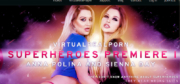 Sienna Day Anna Polina Superheroes ad