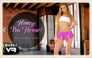 Sydney Cole I'm Home graphic