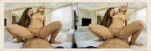 Jenna Jay Zoey Monroe threesome