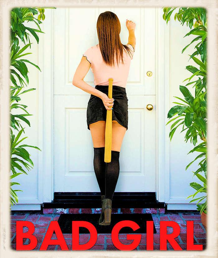 Leah Gotti Bad Girl promo imagea