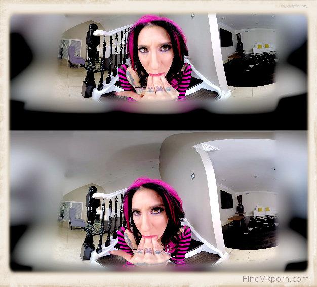 Joanna Angel face VR