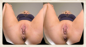 Sasha Leigh facesitting VR
