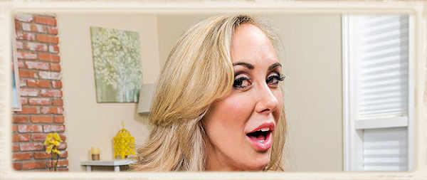 Brandi Love's face feature image