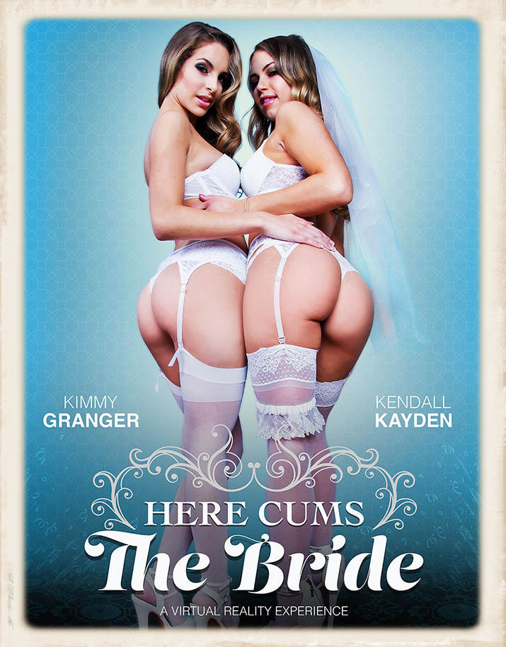 Here Cums The Bride header image