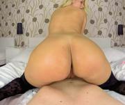 Nikki Dream's ass