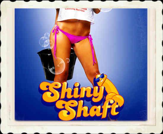 Review of Shiny Shaft starring Kayla Kayden