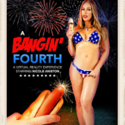 Nicole Aniston Bangin Fourth promo graphic