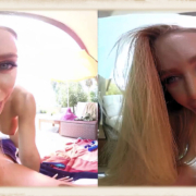 Nicole Aniston face