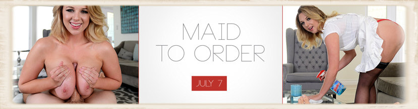 Maid To Order graphic