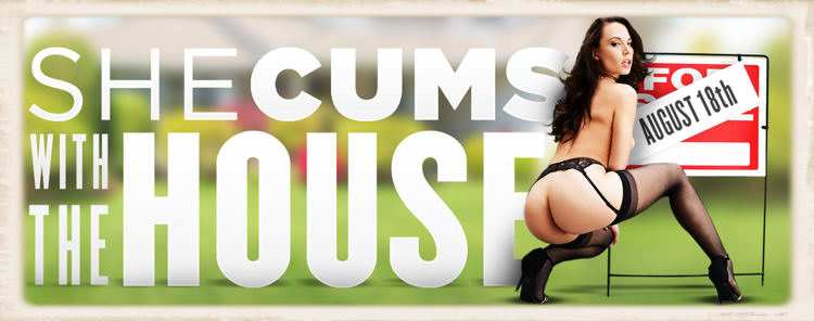 She Cums With The House feature image