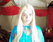Hi Elsa. Wankz did a great job with the costumes and set in this clever Game of Thrones porn parody.