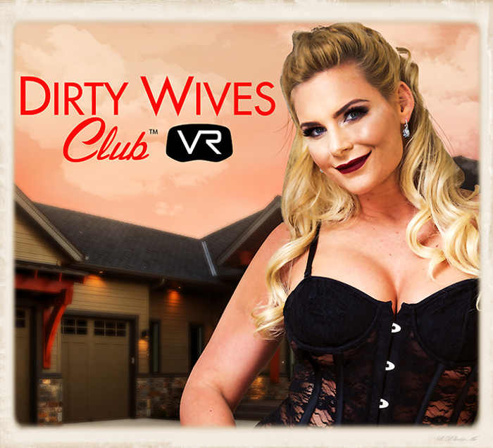 Phoenix Marie VR Dirty Wives Club review feature image