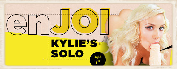 Kylies solo header graphic