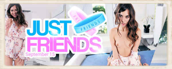 Riley Reid feature image Just Friends review