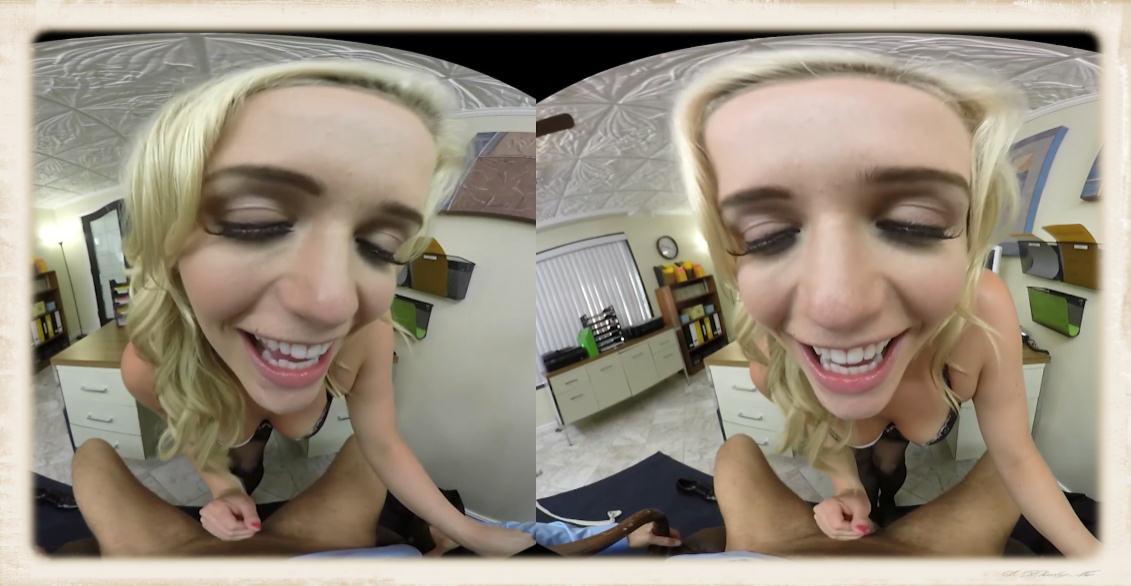 Mia Malkova's face