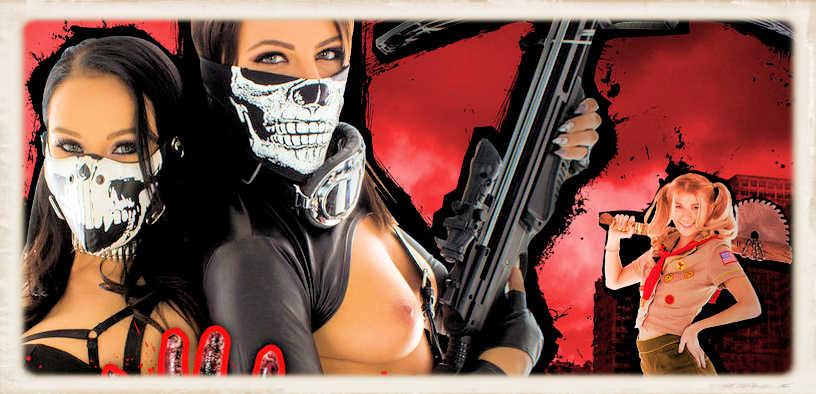 Zombie Slayers graphic