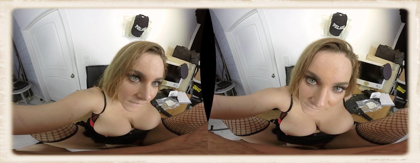Natasha Nice gets pounded for Wankz VR