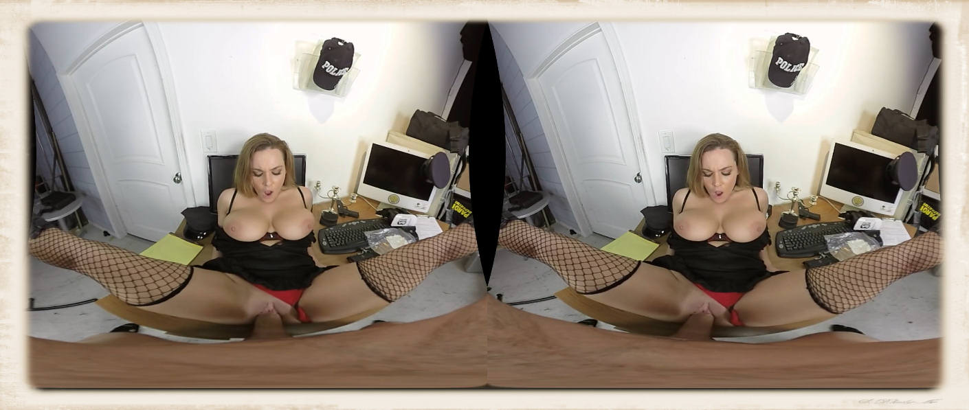 This picture demonstrates a more distant (in my opinion, less desirable) way to VR shoot missionary position fucking