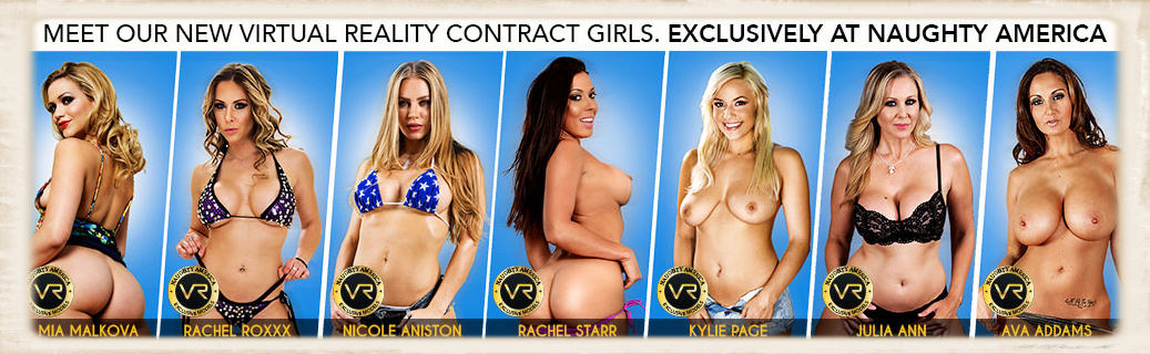 These are the Naughty VR contract stars