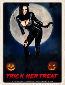 Trick Or Treat: Naughty America's Halloween VR starring Audrey Bitoni