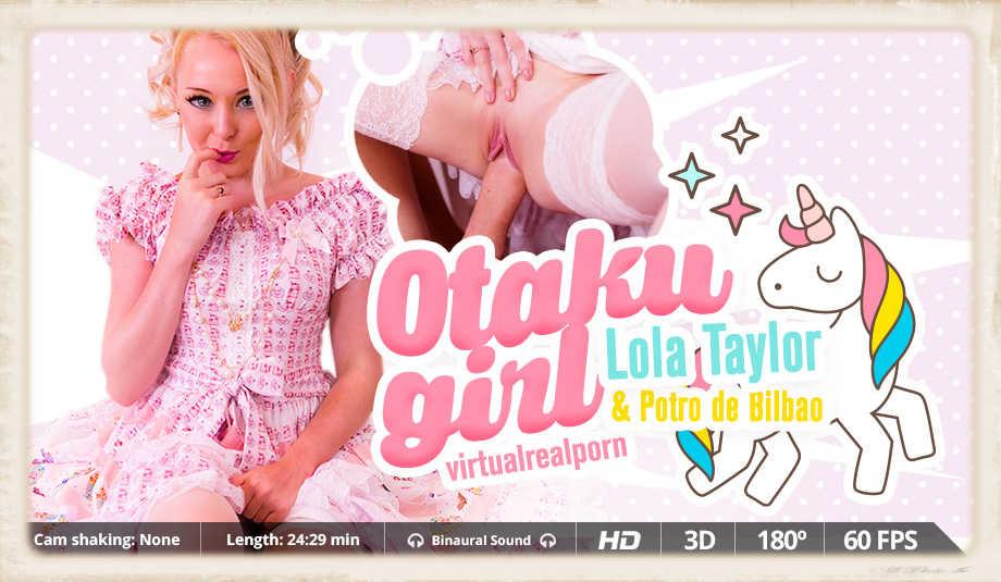 Lola Taylor stars in Otaku Girl