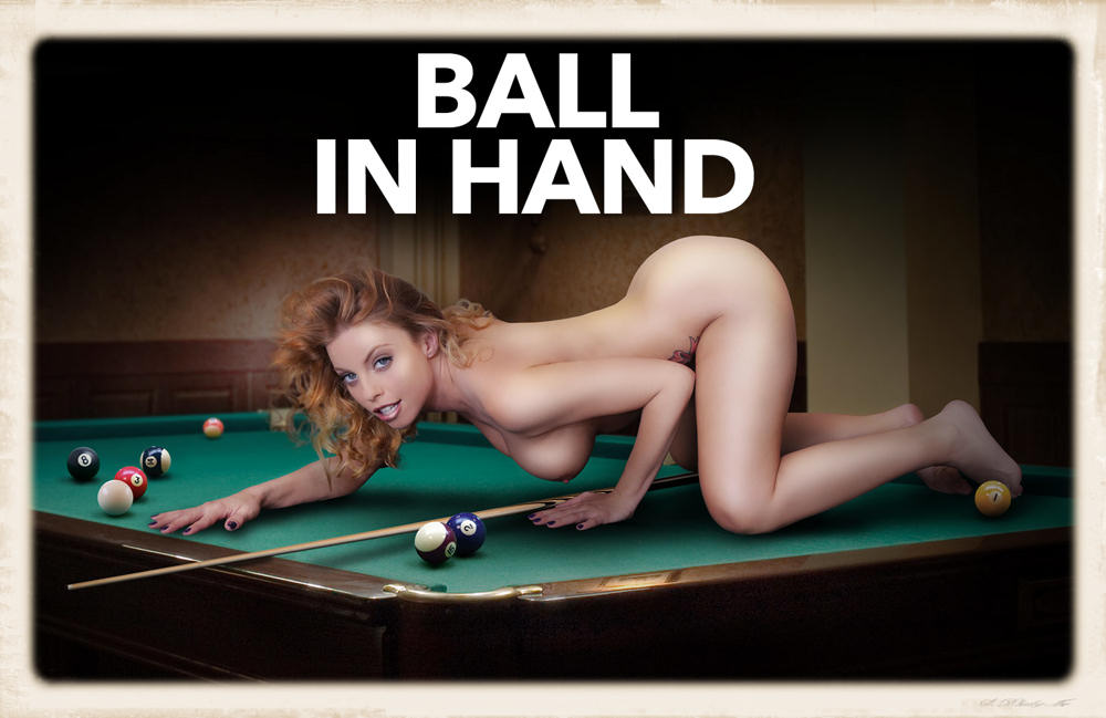 Ball In Hand starring Britney Amber