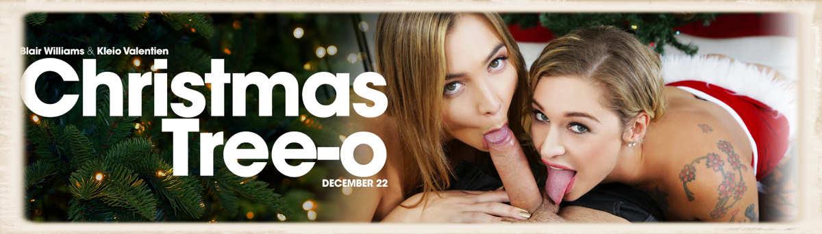 Upcoming Christmas-themed BaDoinkVR